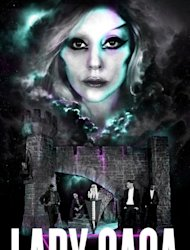 Lady Gaga's Born This Way Ball tour poster
