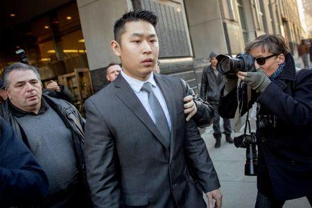 Conflicting accounts at NYC officer's trial for shooting black man