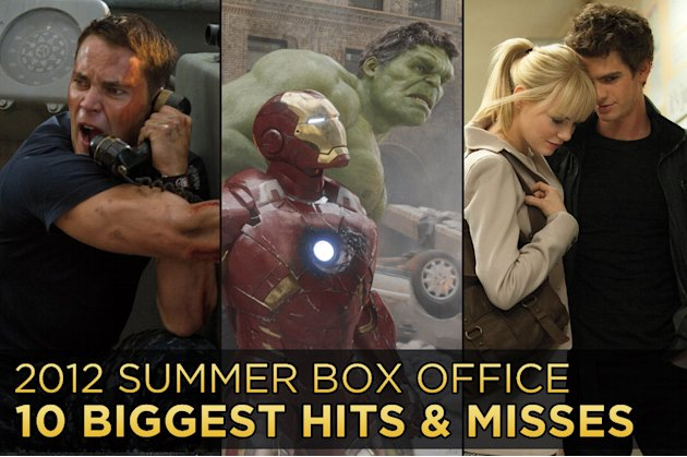 10 summer hits and misses, titlecard