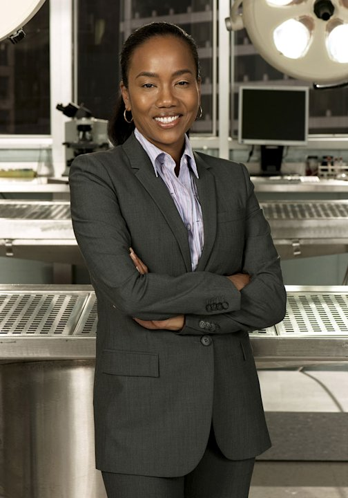 Sonja Sohn stars as Detective Samantha Baker in &quot;Body of Proof.&quot; 