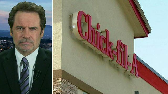 Miller opens up about Chick-fil-A: 'It tastes good'