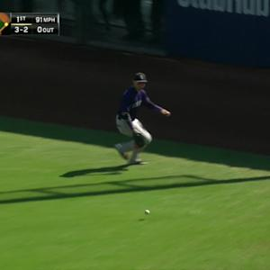 Duffy's RBI single
