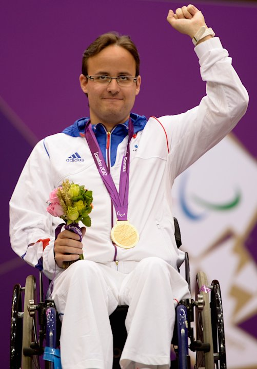 2012 London Paralympics - Day 3 - Shooting