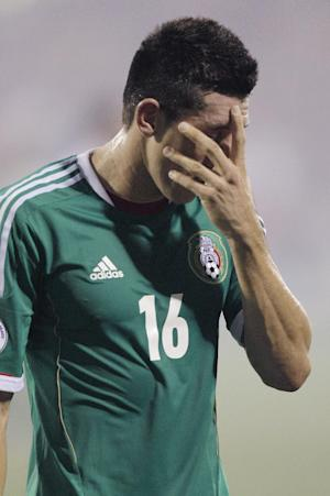 Despair, frustration follow Mexico's loss to US