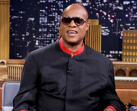 Stevie Wonder, 64, Welcomes Ninth Child, a Baby Girl Named Nia!