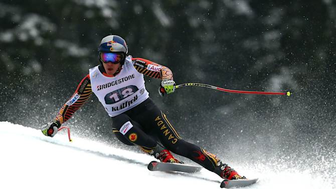 Canada's Guay wins downhill, Miller 8th in Norway