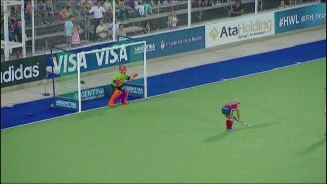 England reach last four of Women's World League by beating China