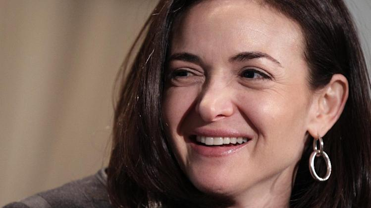 Facebook COO Sheryl Sandberg Isn't Kidding About People Hating Successful Women