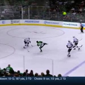 Jonathan Quick Save on Cody Eakin (07:36/1st)