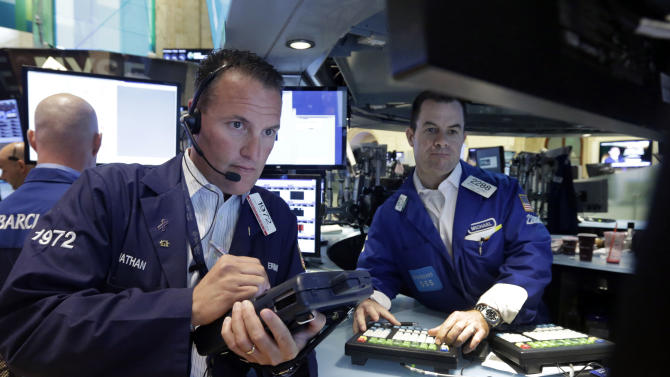 Dow slips to worst week of 2013