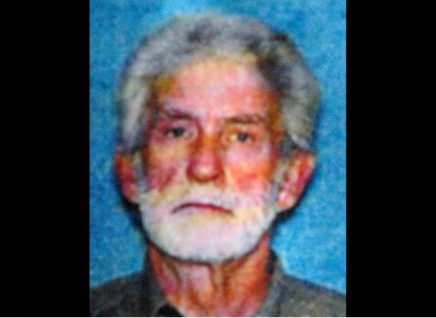 This photograph released by the Alabama Department of Public Safety shows Jimmy Lee Dykes, a 65-year-old retired truck driver officials identify as the suspect in a fatal shooting and hostage standoff