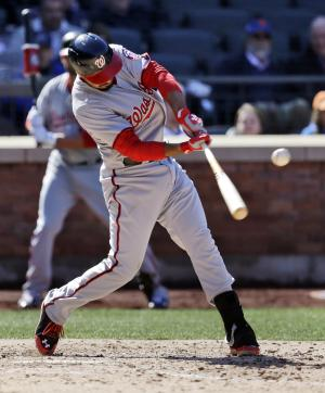 Rendon rallies Nationals past Mets 9-7 in 10