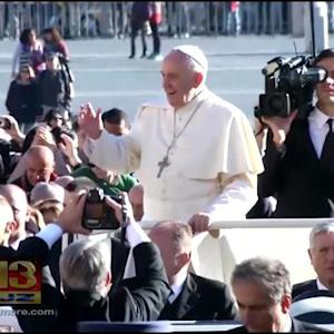 Pope Announces Visit To East Coast In 2015