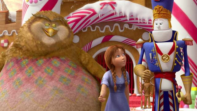 'Legends of Oz: Dorothy's Return' Theatrical Trailer