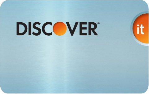 "Discover Launches Game-Changing New ""it"" Credit Card"
