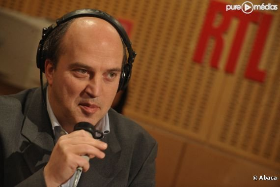 Vincent Parizot fait ses adieux  la matinale de RTL