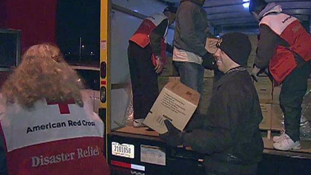 Holiday Helping: American Red Cross