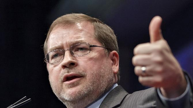 What Grover Norquist Learned at Burning Man
