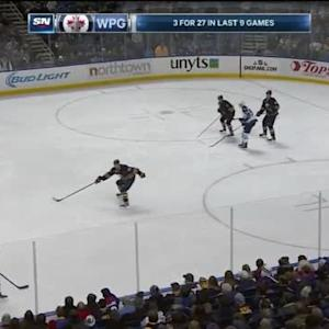 Jhonas Enroth Save on Zach Bogosian (04:47/2nd)