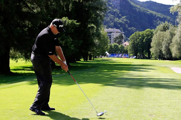 Bad Ragaz PGA Seniors Open - Day Two