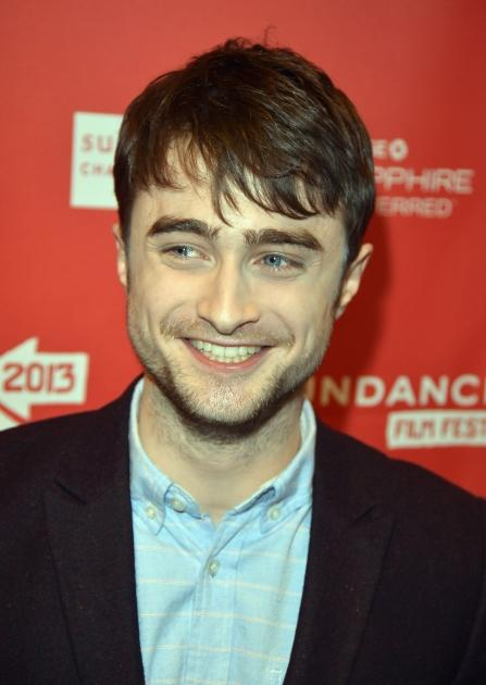 Daniel Radcliffe attends the 'Kill Your Darlings' Premiere during the 2013 Sundance Film Festival at Eccles Center Theatre on January 18, 2013 -- Getty Images