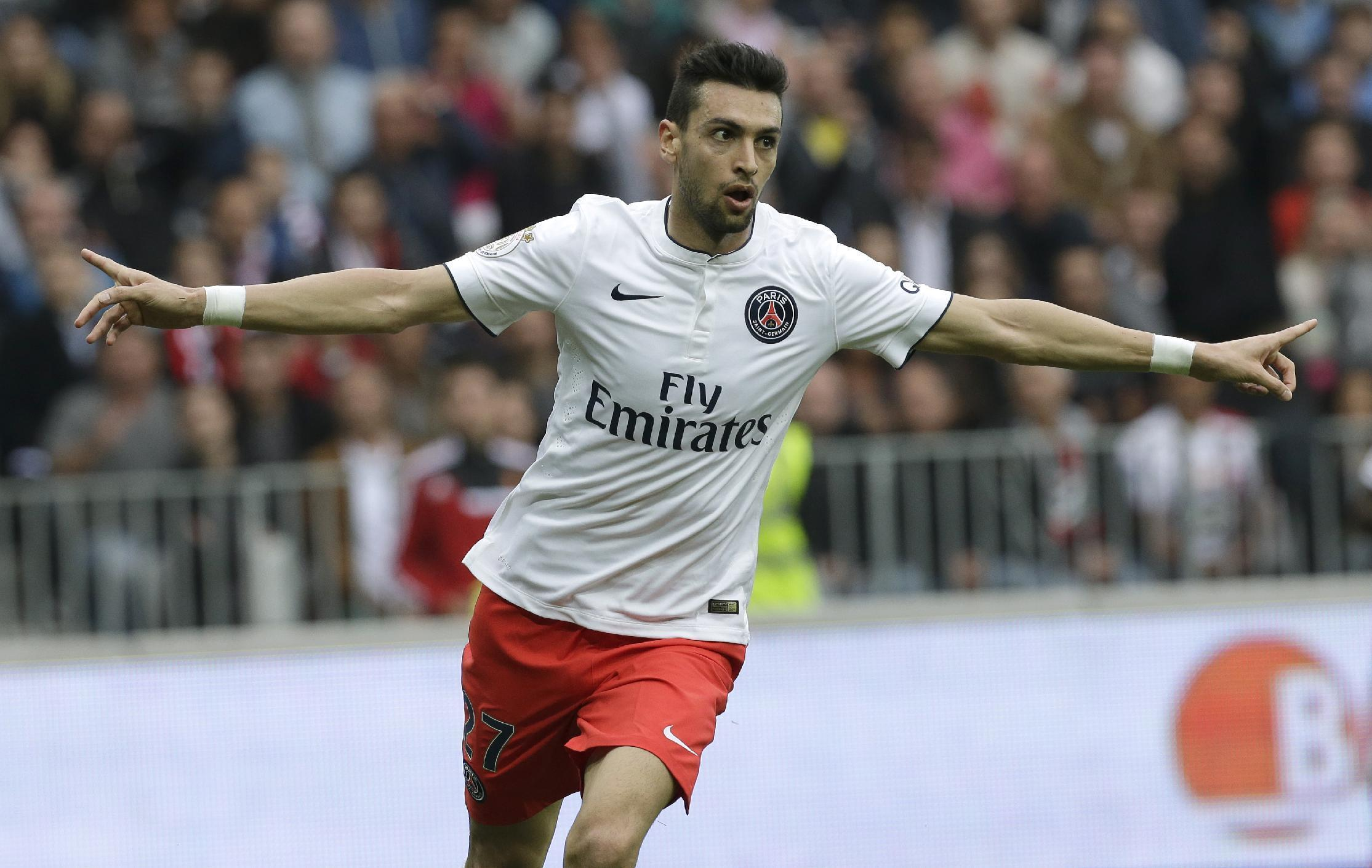 Pastore scores twice as PSG wins 3-1 at Nice to go top