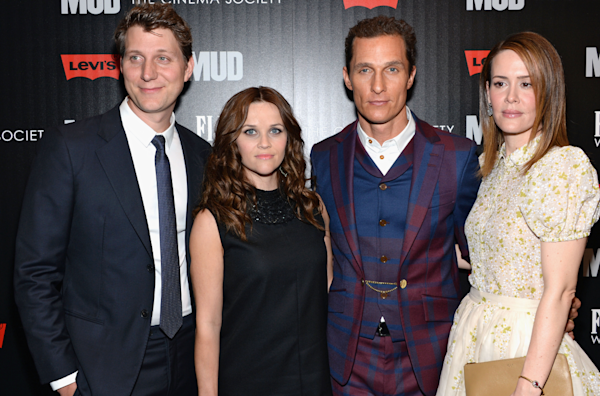 Reese Witherspoon Matthew McConaughey Mud premiere