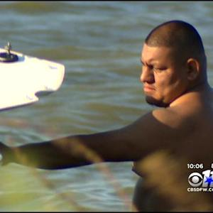 Police On Lakes During Labor Day Weekend