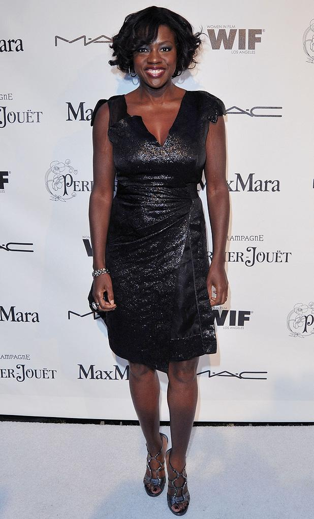 3rd Annual Women In Film Pre-Oscar Party 2010 Viola Davis