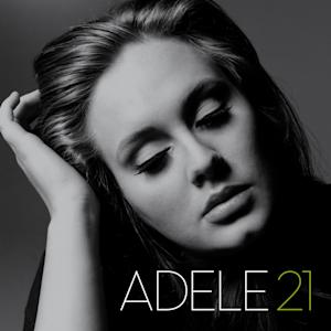 """In this CD cover image released by Columbia Records, Adele's latest release, """"21,"""" is shown. (AP Photo/Columbia Records)"""
