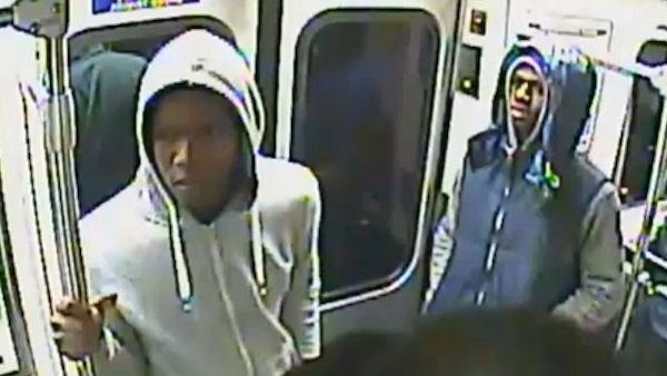 Video released of shooting on SEPTA El following 76ers game