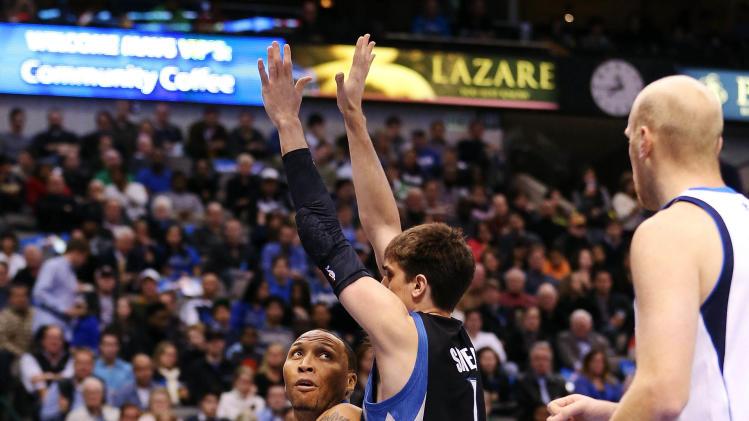 NBA: Minnesota Timberwolves at Dallas Mavericks