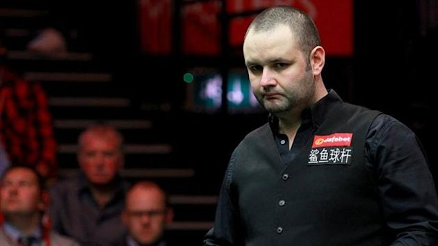 Stephen Maguire (Photo: Tai Chengzhe)