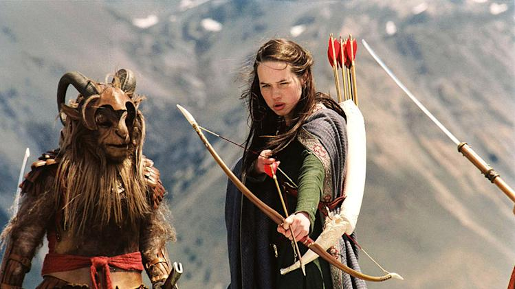 The Chronicles of Narnia The Lion Witch and Wardrobe 2005 Walt Disney Pictures Anna Popplewell