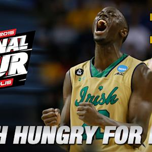 Notre Dame Players Hungry For More After Sweet 16 Win | ACC Road to Indy