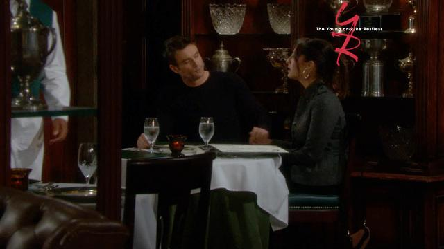 The Young and the Restless - Lily's Fear