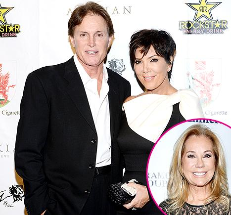"Kathie Lee Gifford: Kris Jenner Is ""Trying to Get Her Act Together,"" Wants to Be a Good Friend to Bruce Jenner"
