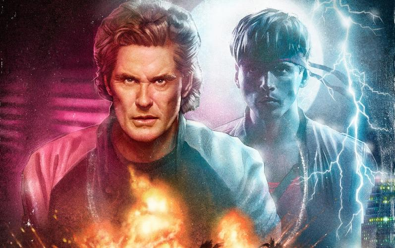David Hasselhoff Releases Ridiculous 1980s Mash-Up Video 'True Survivor'