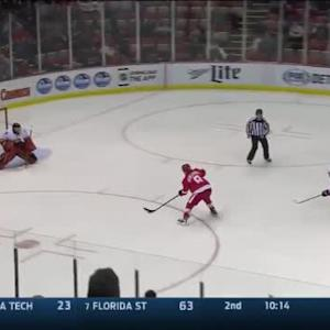 Flames at Red Wings / Game Highlights