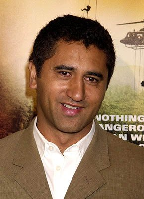 Cliff Curtis at the Westwood premiere of Collateral Damage