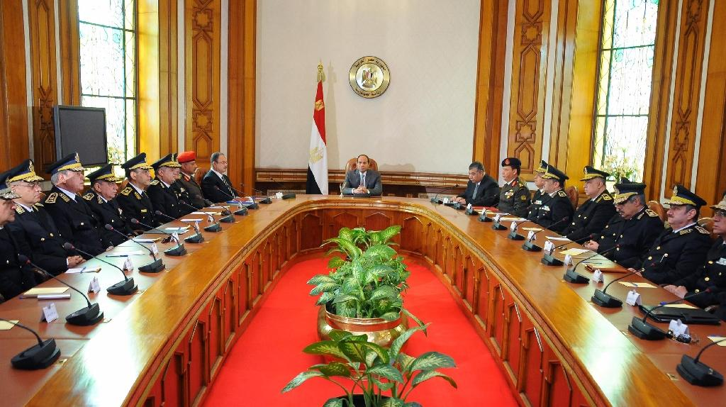 Arab army chiefs to meet on joint military force