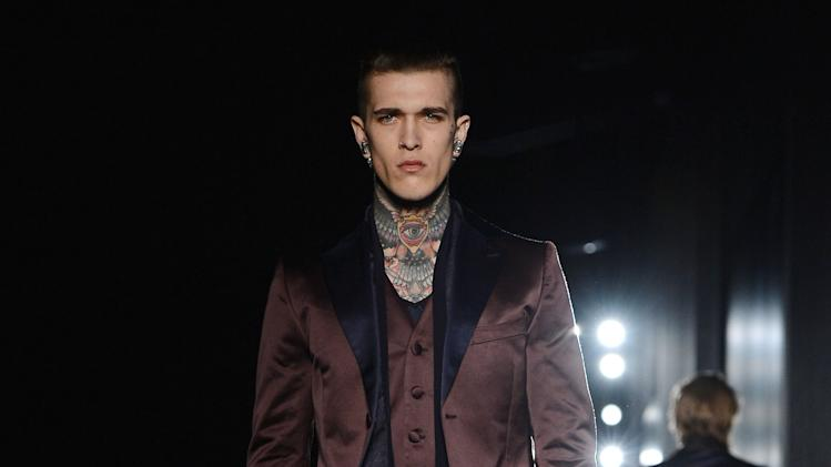 Diesel Black Gold - Runway - Milan Fashion Week Menswear Autumn/Winter 2013