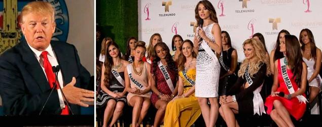 Mexico won't send Miss Universe contestant
