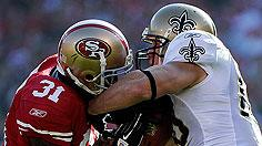 Bad blood for Saints, Niners?
