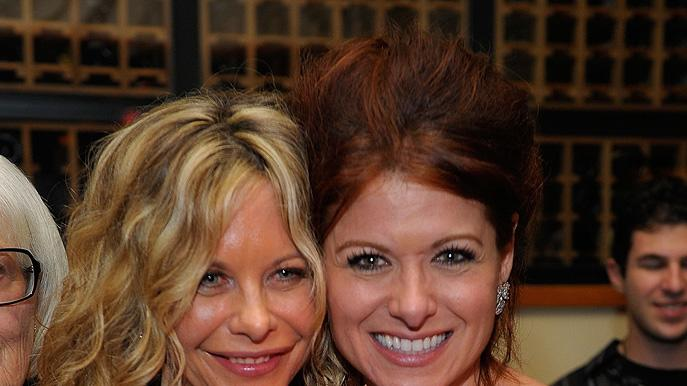 Meg Ryan Debra Messing 2008