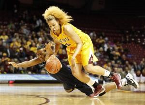 Minnesota women topple No. 7 Penn State 89-81