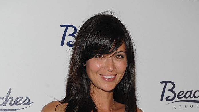 Catherine Bell attends the grand opening of Italian Village & Pirates Island Waterpark at Beaches Turks & Caicos Resort Villages & Spa on May 15, 2009
