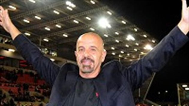 Marwan Koukash has decided who will be Salford's new coach