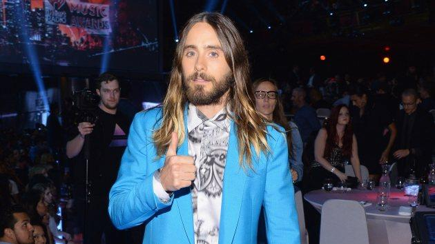 Jared Leto on May 1, 2014 in Los Angeles -- Getty Images