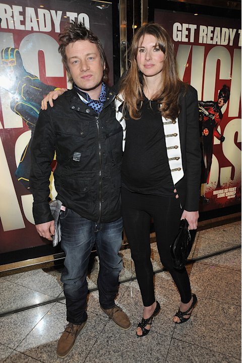 Kick Ass UK Premiere 2010 Jamie Oliver